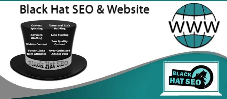 Black-Hat-SEO & Website