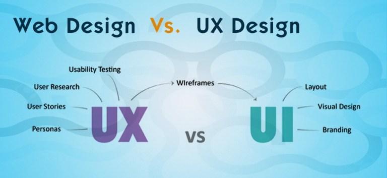 Web Design & UX Design