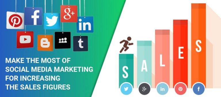 social media marketing for sales