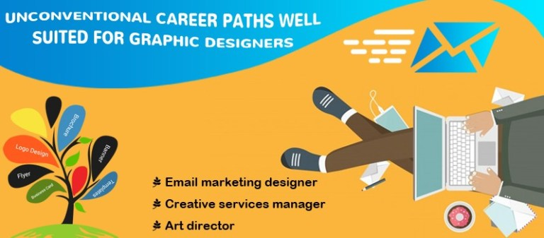 career paths for graphic designers