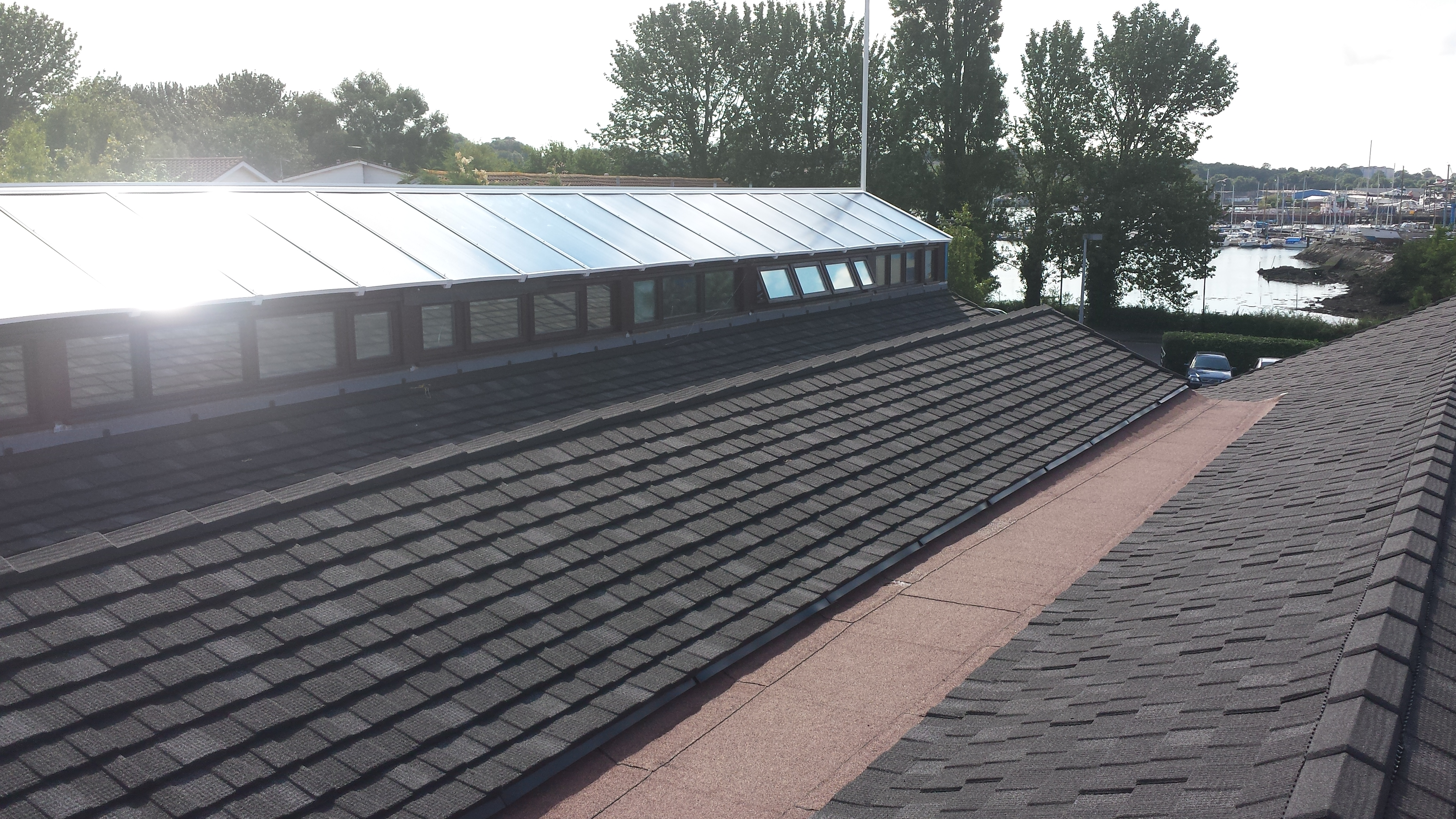 Bitterne Manor Primary School Roof West End Group