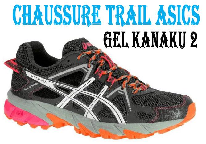 asics course femme trail