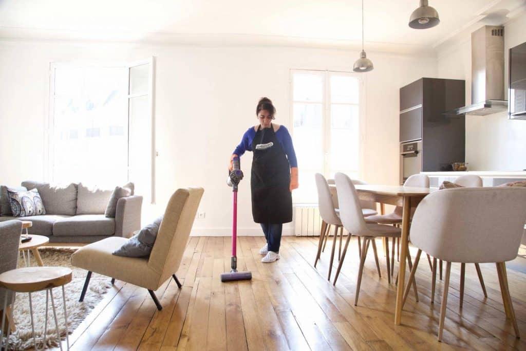 comment bien nettoyer le parquet le
