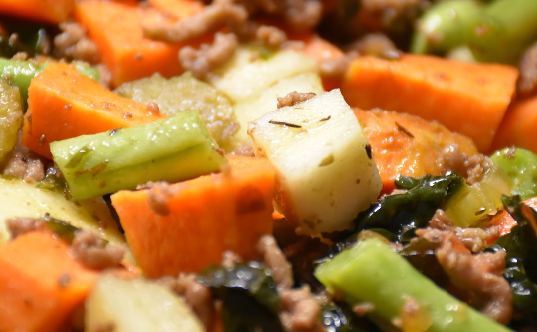 Homemade Dog Food Helpful Hints – Mix it Up