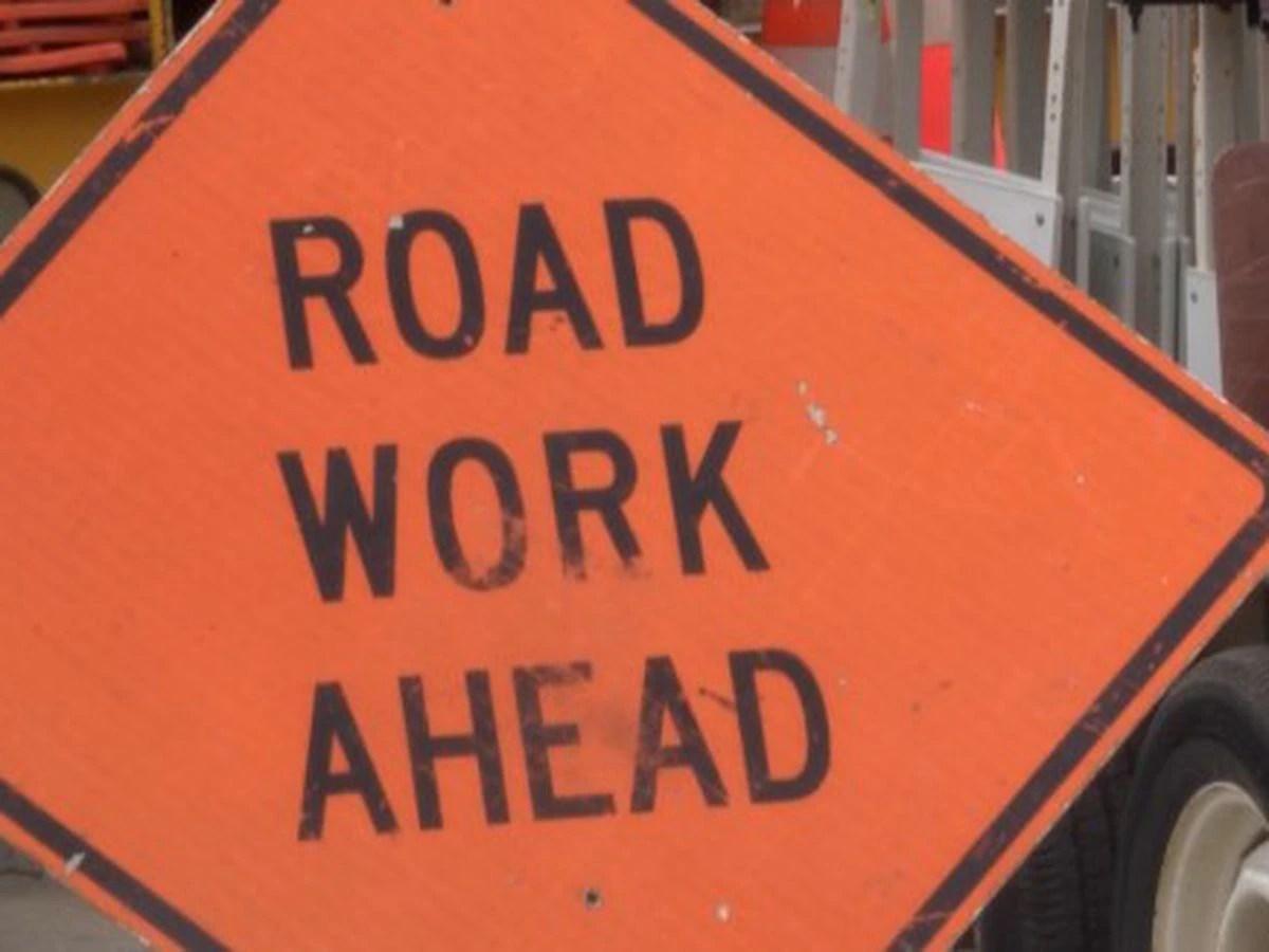 traffic alert dot to shift northbound