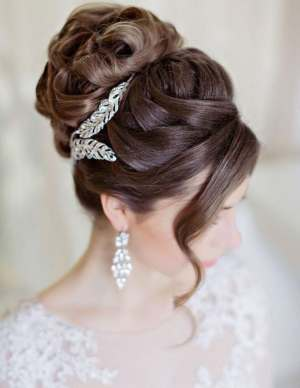 Bridal Bun Ideas