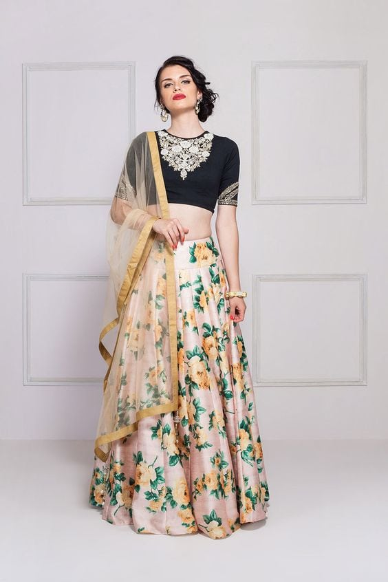 re-use your wedding lehenga