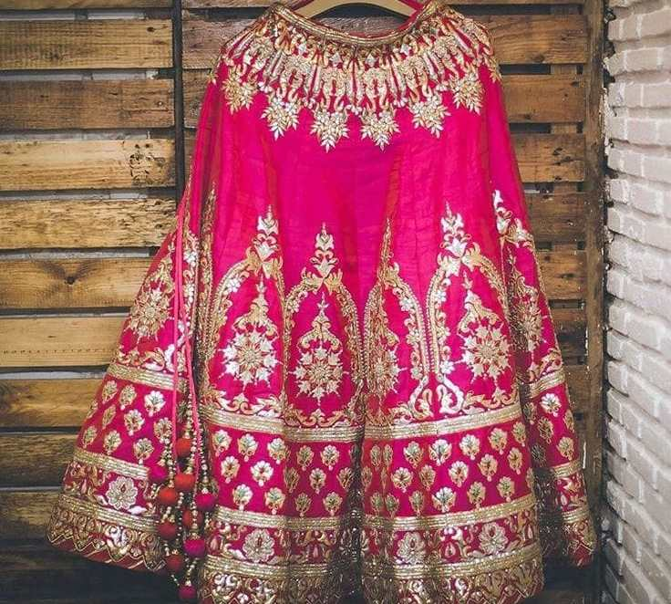Lehenga Shopping Guide For Chandni Chowk