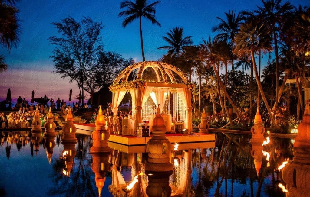 Best Destination Wedding Locations in Asia