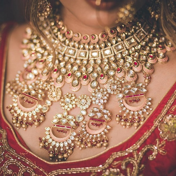 buy bridal jewellery