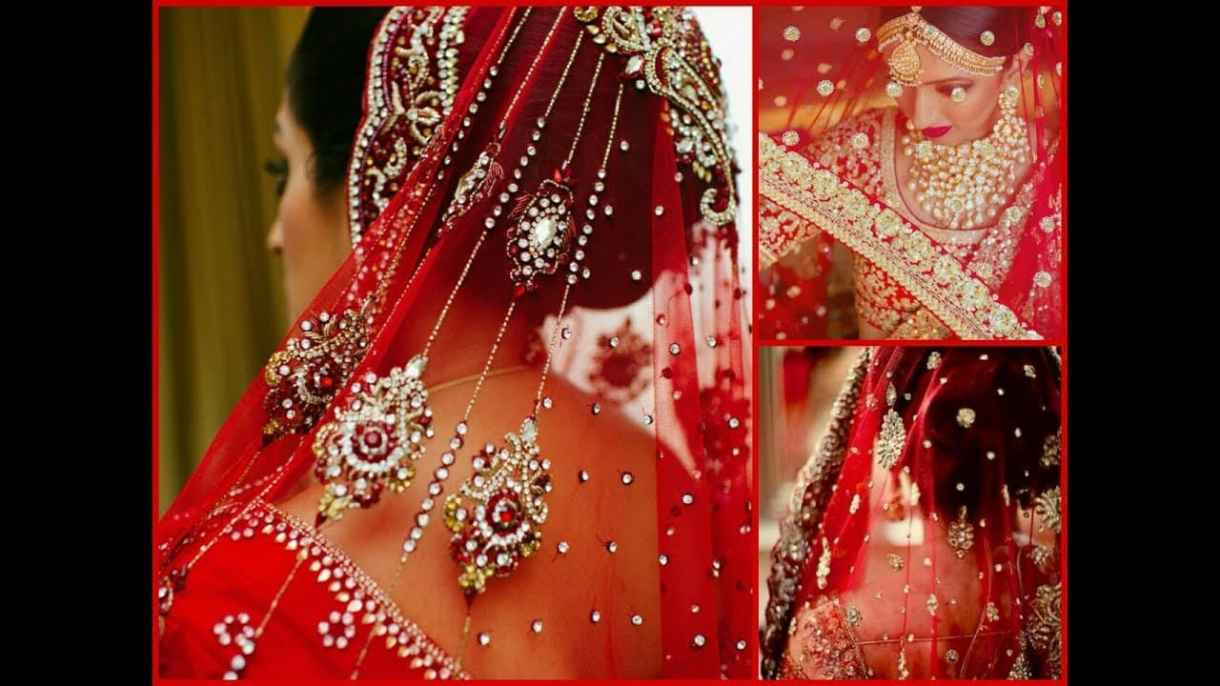Bridal Dupatta Pretty