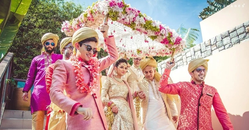 6 Best Swaggy Bridal Entry Ideas For Your Wedding