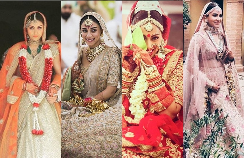 Sabyasachi Bollywood Brides