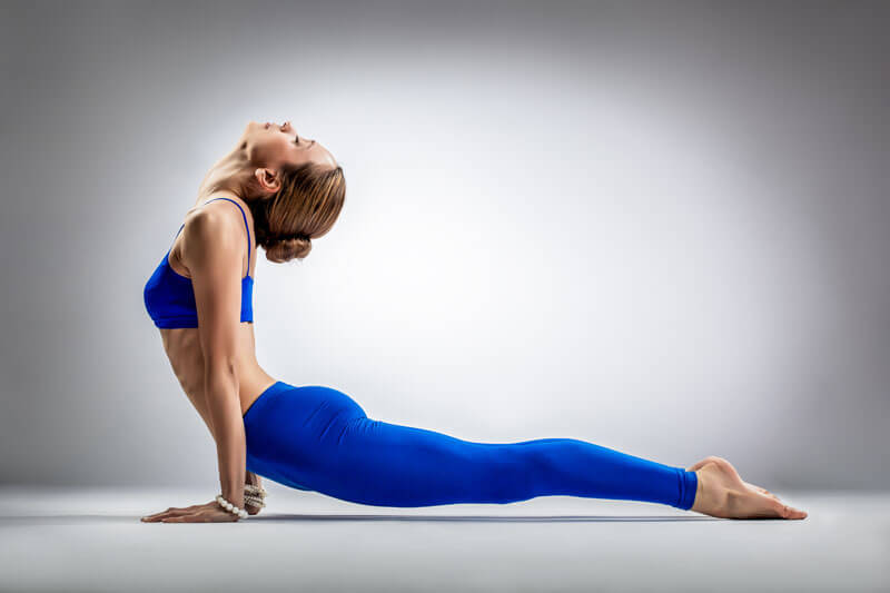 Yoga asana for weight loss with pictures