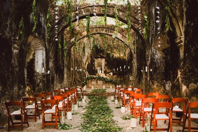Hacienda Uayamon | Mexico Wedding Venue | Wedaways