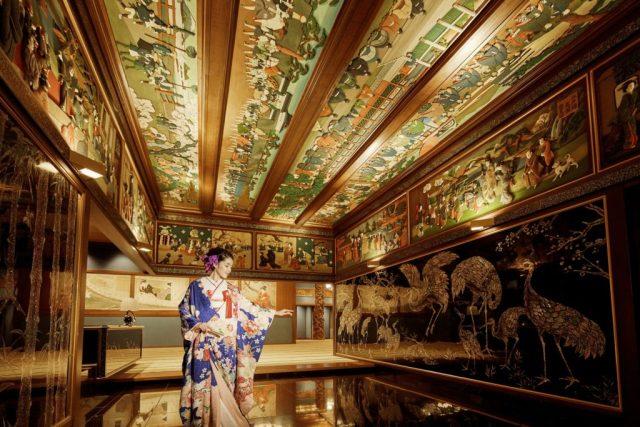 Superbes salles de bal et salles de mariage à travers le monde