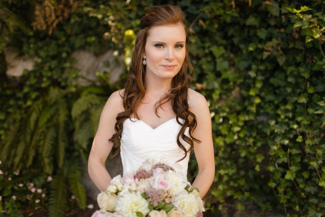 wedded bliss | mobile hair & makeup