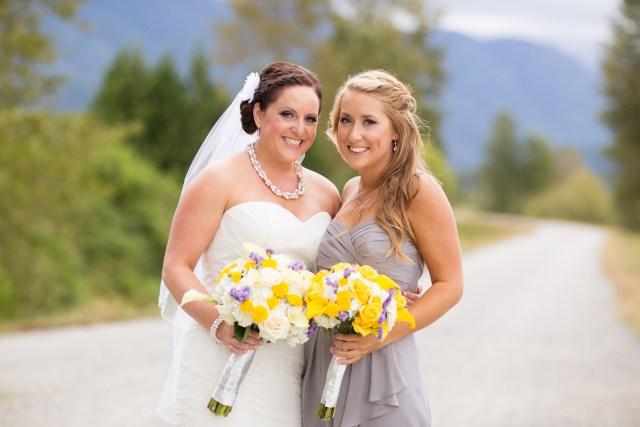 wedded bliss | mobile hair & makeup
