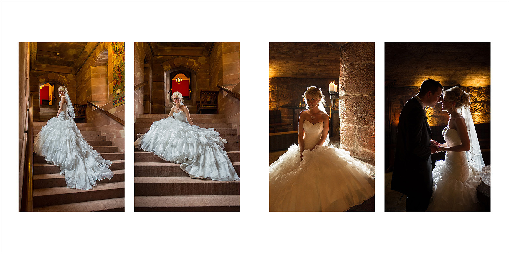Folio-12x12-Peckforton-Castle-wedding-album-020