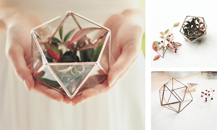 etsy-mini-gemoetric-terrarium-wedding-board