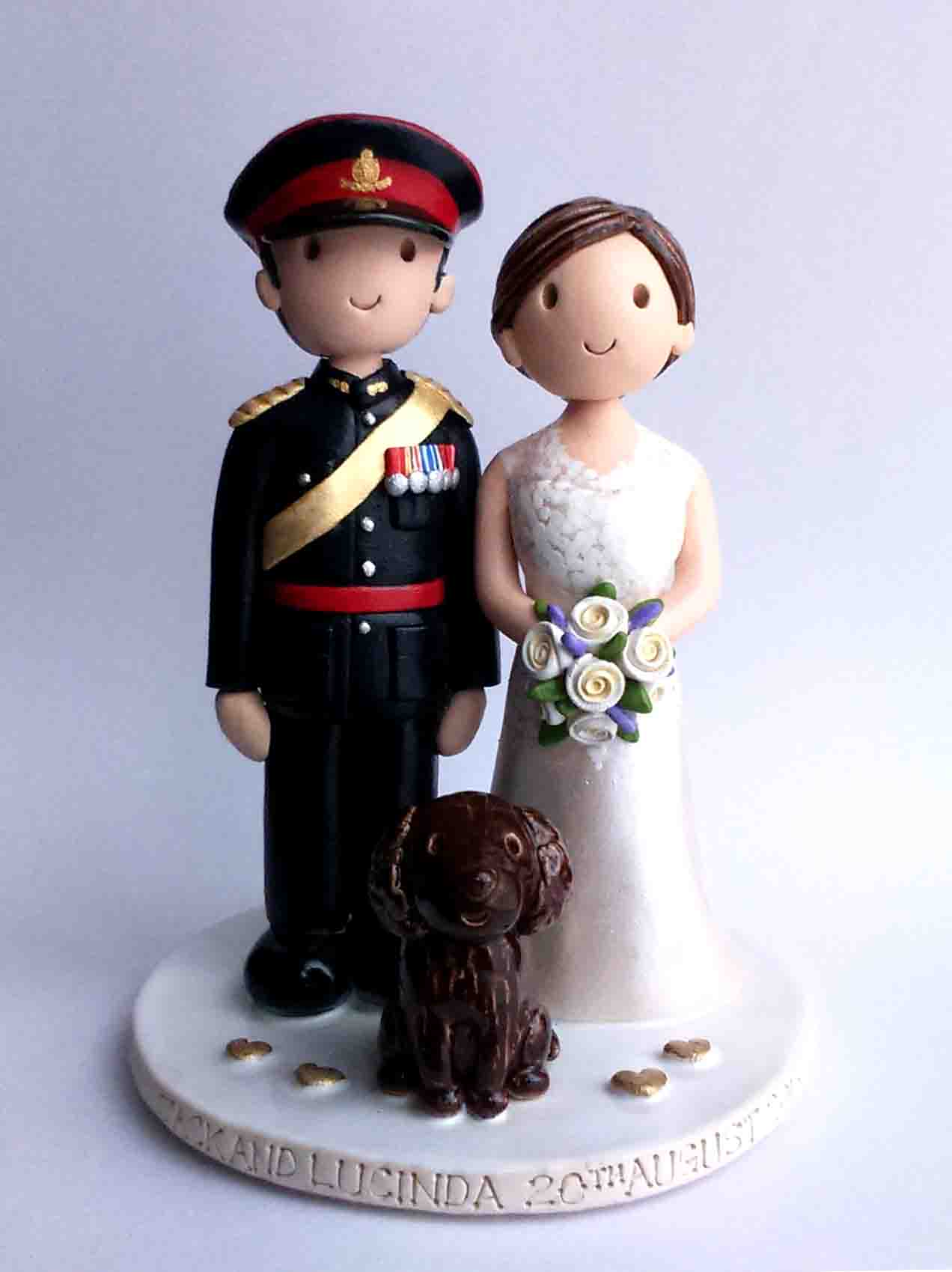 Wedding Cake Toppers Gallery Examples Of Toppers We Have