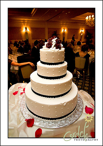 Black and White Wedding Cakes Gallery black and white wedding cake