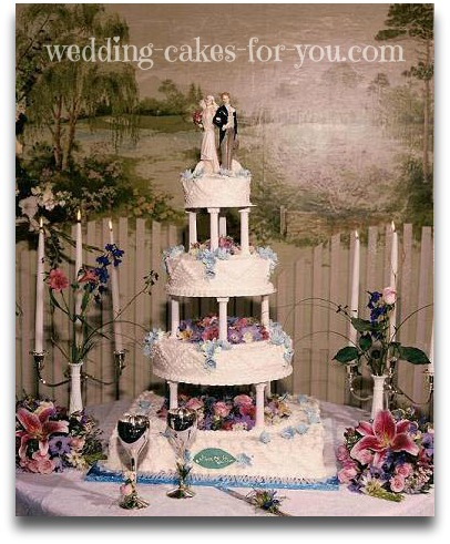 Pictures Of Elegant 19 Fancy Wedding Cake On Cakes With Trend 20 Fabulous Fl For 20162016 18