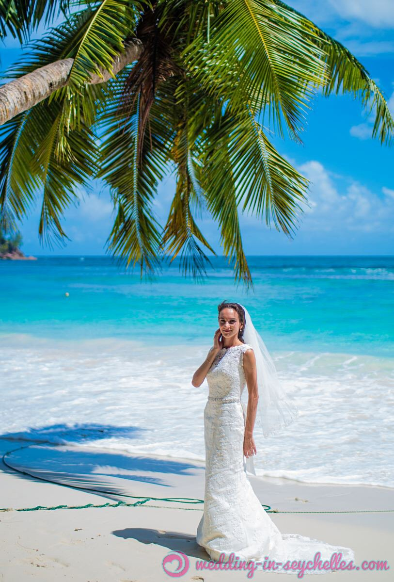 Anse Source DArgent Wedding Weddings In Seychelles