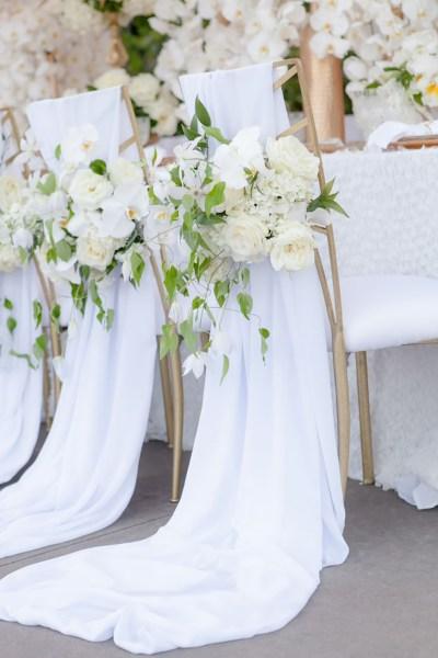 All White Wedding Theme | Wedding Ideas by Colour | CHWV