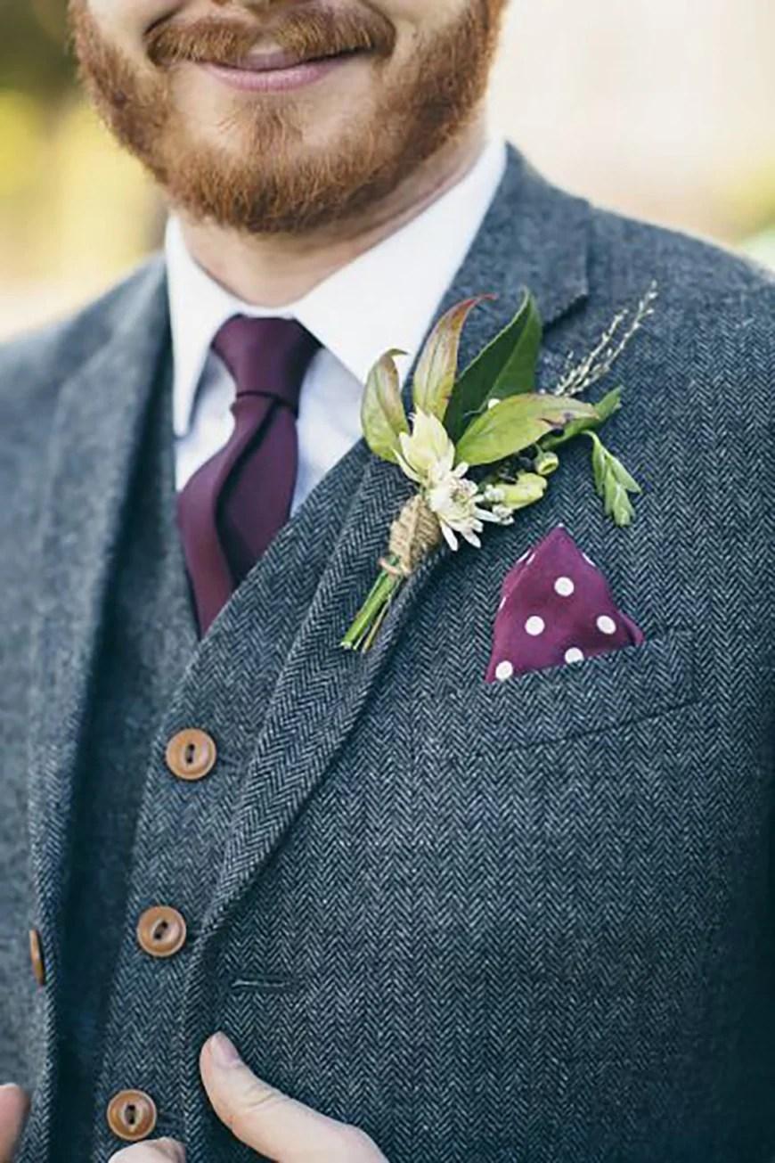 Plum Wedding Suits Wedding Ideas By Colour CHWV