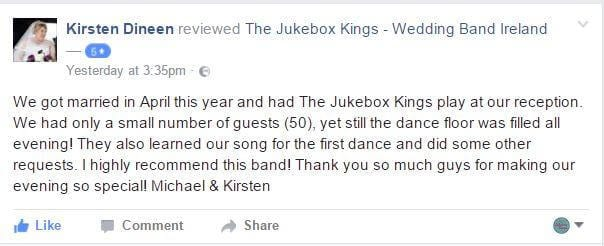 Review from Kirsten Dineen