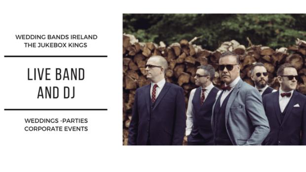 Weding Bands Dublin The Jukebox Kings - Dublin
