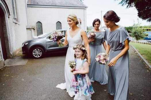 Tinakilly Country House weddbing by Danielle O Hora 45