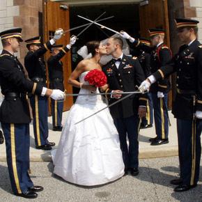 My Wish List The Saber Arch Weddingbee