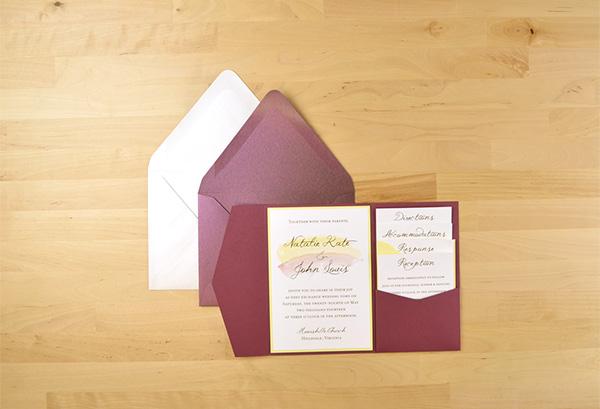 Marriage Ceremony Invitation