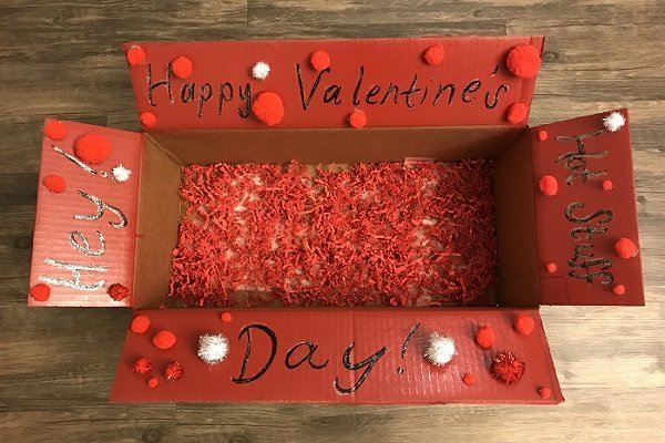 Creative Valentines Day Care Packages For Long Distance