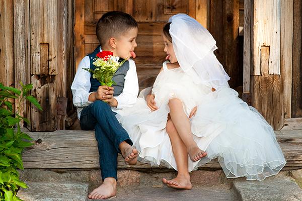 Image result for wedding kid