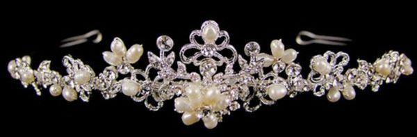 Emma bridal tiara