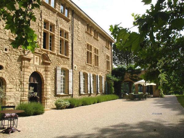 Garden Chateau