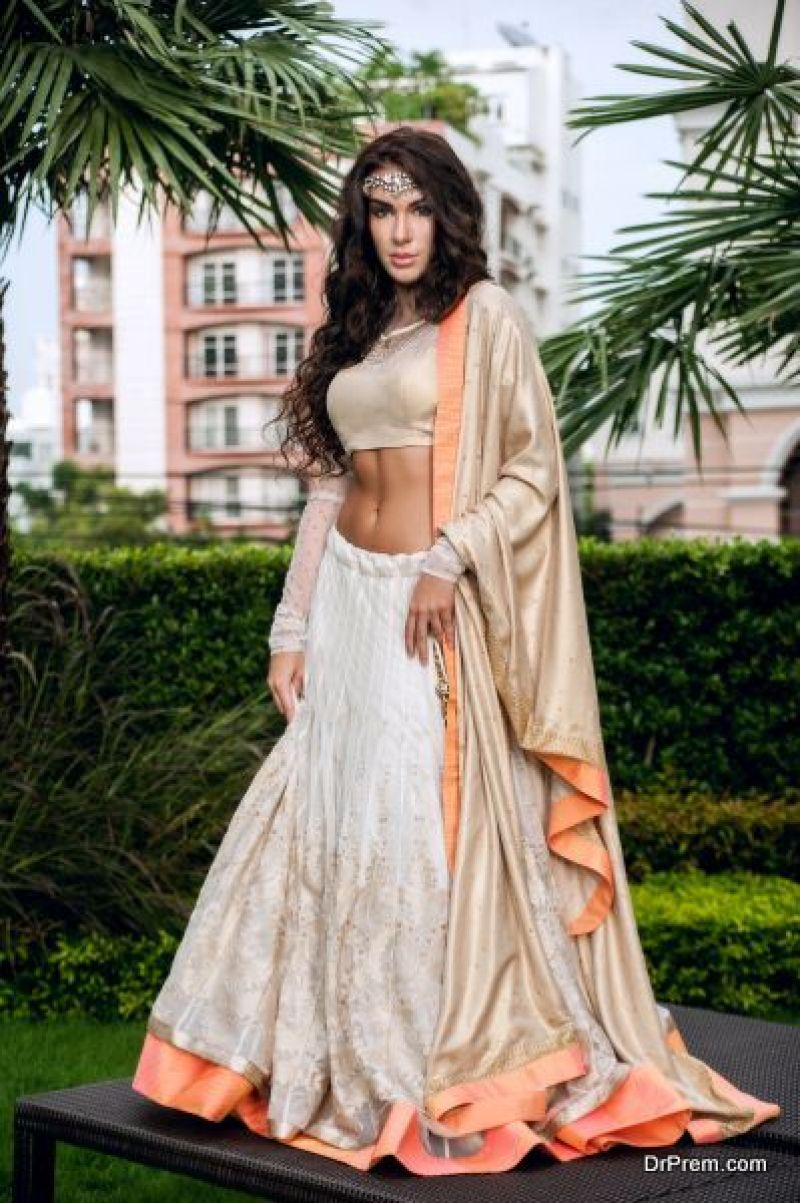Indian-wedding-gown