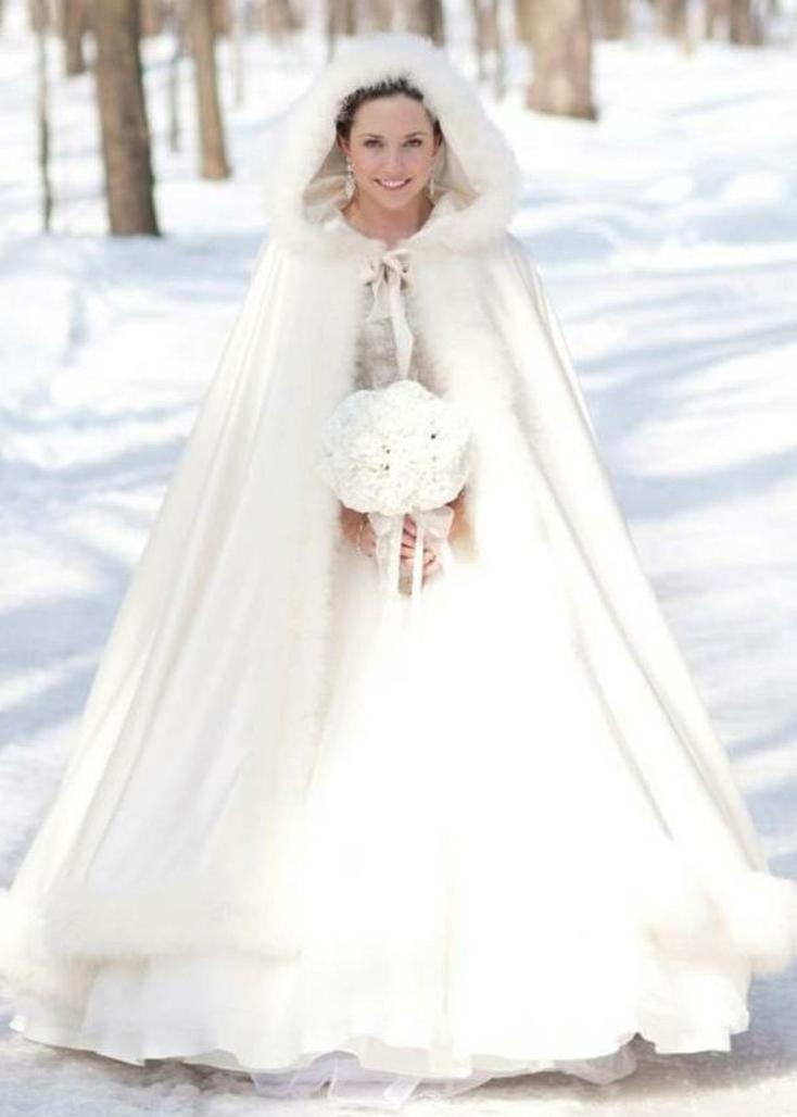 Coat Winter Wedding