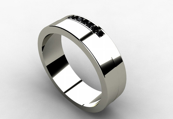 Mens Wedding Band Trends For 2013 WeddingElation