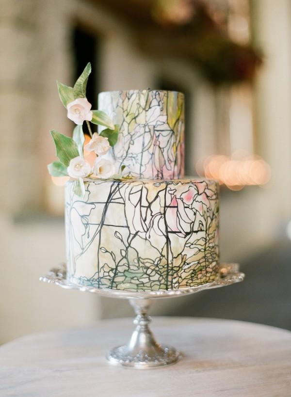 Unique Wedding Cake Ideas 5 WeddingElation
