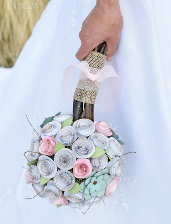 See It 39 S Really Not Hard To Do You Can Make Your Own Wedding Bouquet