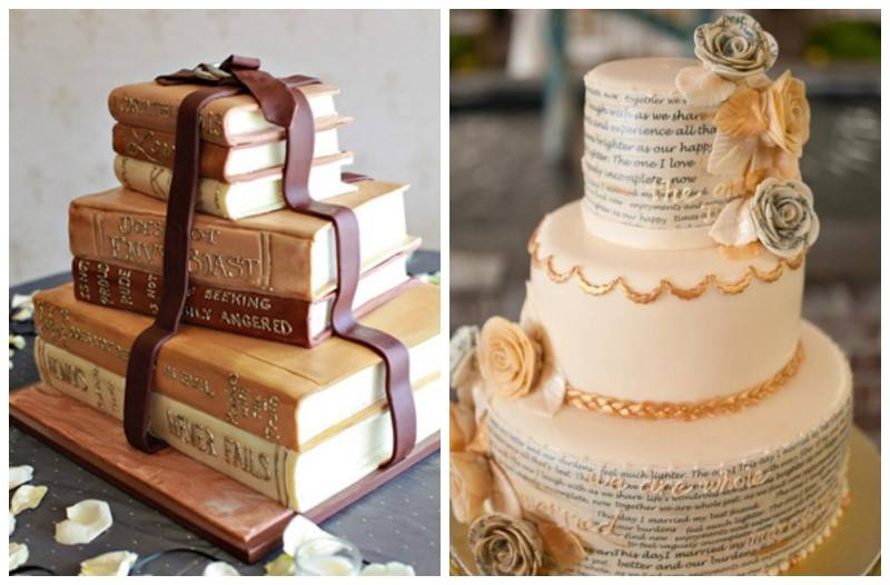 Beautiful Book Nerd Wedding Ideas Wedding Fanatic