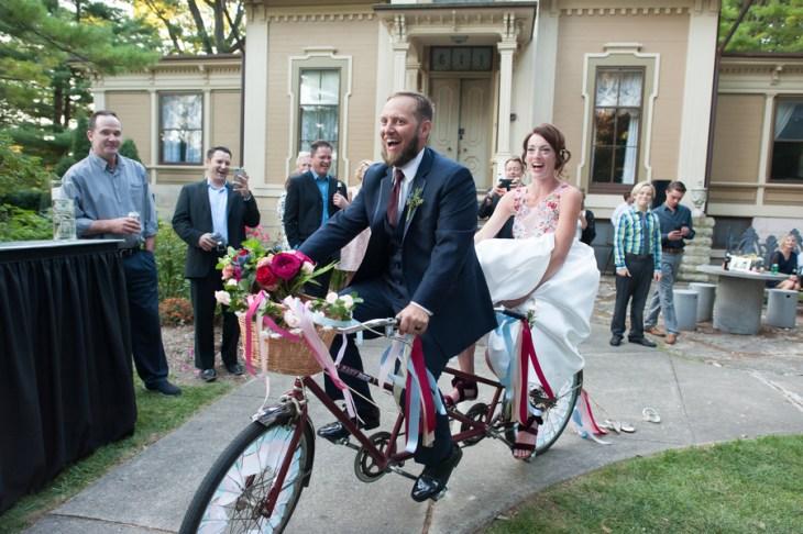 Wild in Love Outdoor Wedding