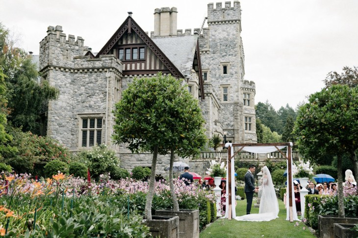 Intimate Destination Wedding in Hatly Castle