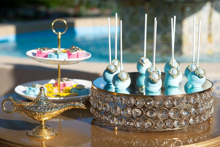 3 Disney Princesses Inspired Styled Shoot