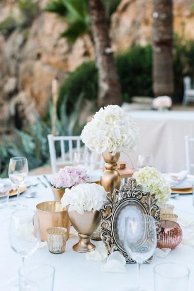 Vintage wedding in Ibiza