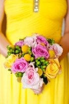 yellow-bridesmaids-dress